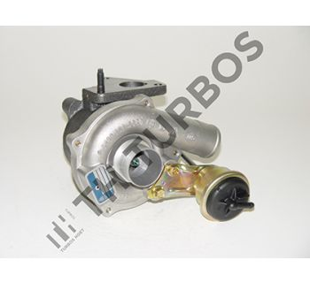 Turbocompresseur, suralimentation TURBO'S HOET 1103082