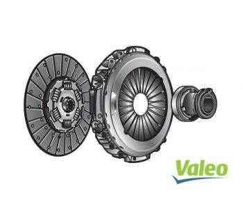 Kit d'embrayage VALEO 805073